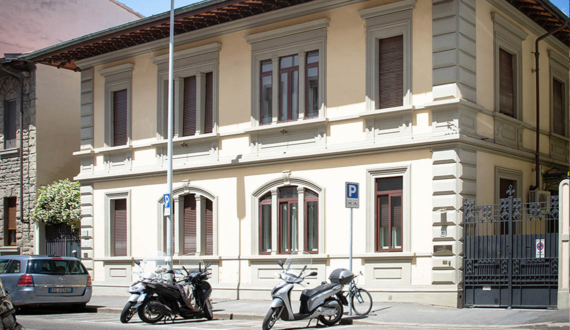 Florence bed &amp breakfast Villino